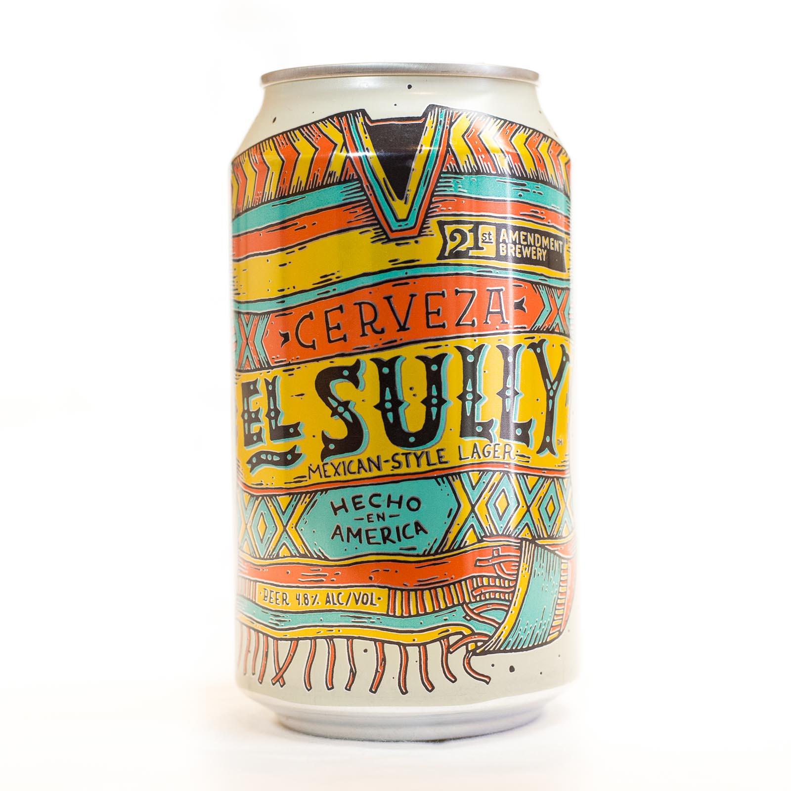 21st Amendment Brewery - El Sully