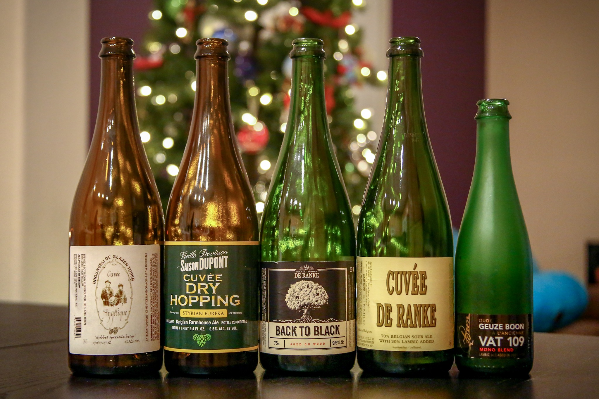 Beers From Belgium