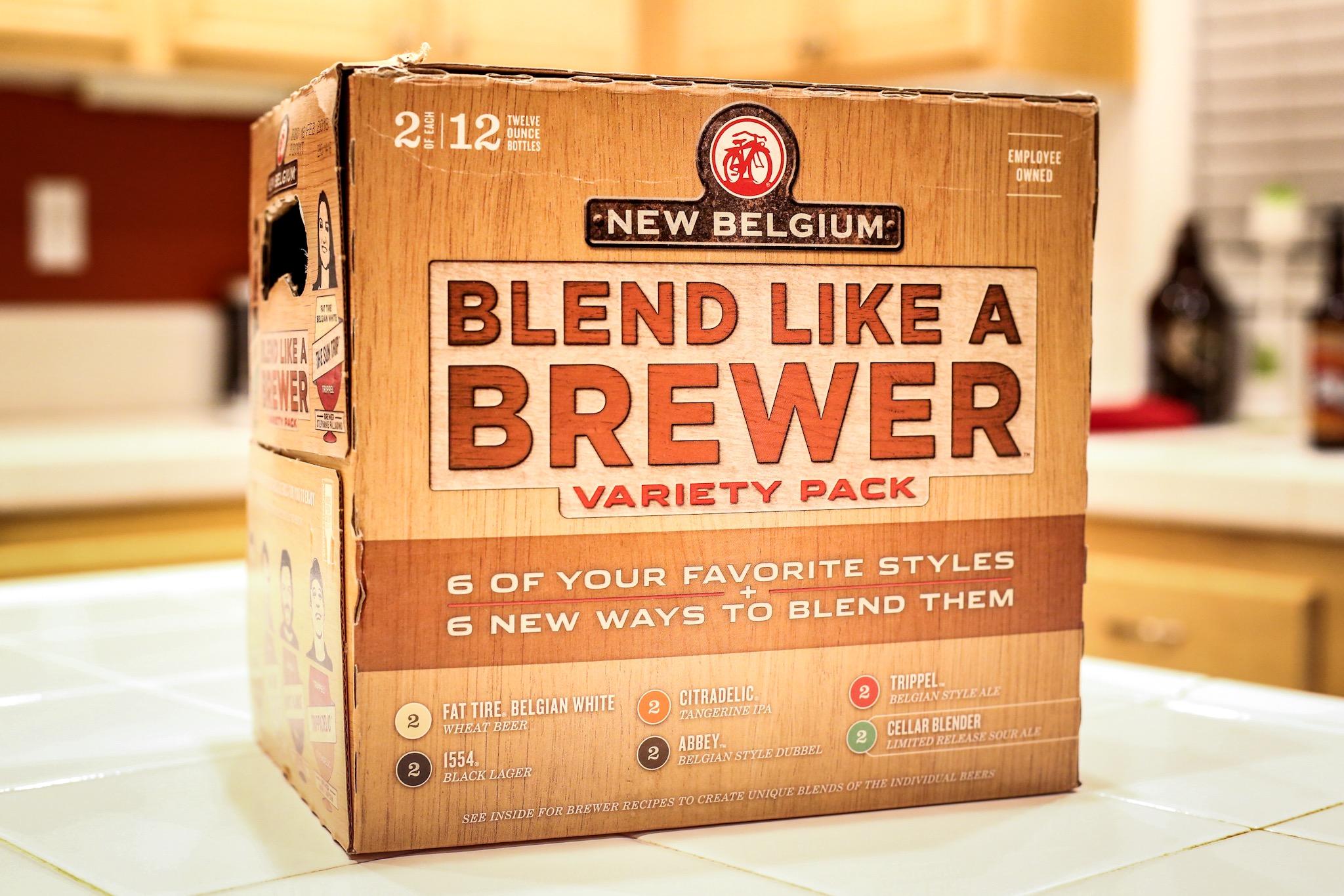 Blend Like a Brewer